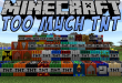 Too Much TNT Mod 1.12.2 Too Much TNT Mod 1.12.2