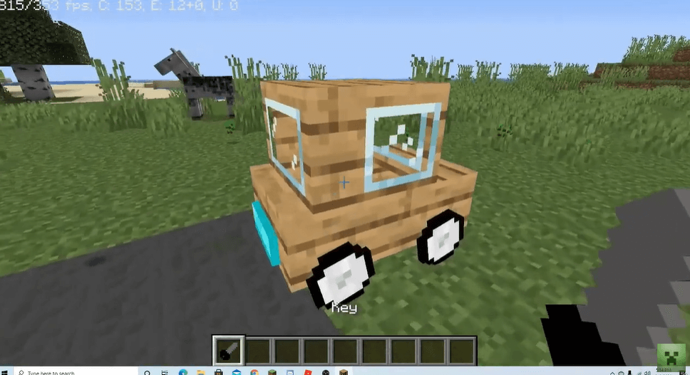 The Car Mod 3 Download The Car Mod for Minecraft