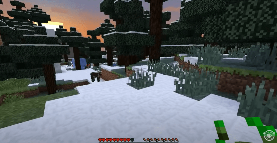 The Hunger Games Mod 3 Download The Hunger Games Mod for Minecraft