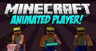 download animated player mod 1.10.21.8.9 minecraft facial expressions AnimatedPlayerMod Download Animated Player Mod 1.10.2->1.8.9 (Minecraft Facial Expressions)