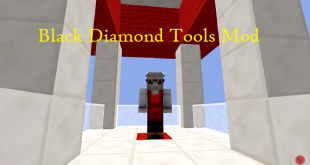 download black diamond tools mod for minecraft blackdiamondtoolsmod Download Black Diamond Tools Mod for Minecraft