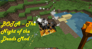 download bota the night of the deads mod for minecraft botathenightofthedeadsmod Download BOTA - The Night of the Deads Mod for Minecraft