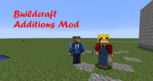 download buildcraft additions mod for minecraft buildcraftadditionsmod Download Buildcraft Additions Mod for Minecraft