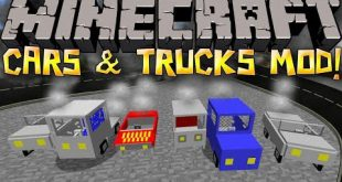 download cars and drives mod 1.81.8.9 variety of vehicles CarsandDrivesMod Download Cars and Drives Mod 1.8->1.8.9 (Variety of Vehicles)