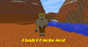 download clash of mobs mod for minecraft clashofmobsmod Download Clash Of Mobs Mod for Minecraft