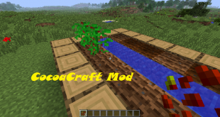download cocoacraft mod for minecraft cocoacraftmod Download CocoaCraft Mod for Minecraft