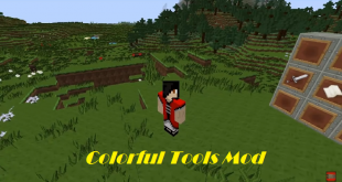 download colorful tools mod for minecraft colorfultoolsmod Download Colorful Tools Mod for Minecraft