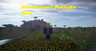 download dimensional pockets mod for minecraft dimensionalpocketsmod Download Dimensional Pockets Mod for Minecraft