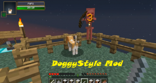 download doggystyle mod for minecraft doggystylemodmc Download DoggyStyle Mod for Minecraft