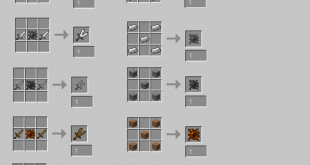 download double swords mod for minecraft double swords recipes Download Double Swords Mod for Minecraft