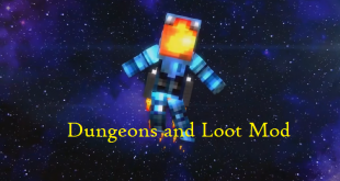download dungeons and loot mod for minecraft dungeonsandlootmod Download Dungeons and Loot Mod for Minecraft