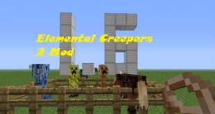 download elemental creepers 2 mod for minecraft elementalcreepers2mod Download Elemental Creepers 2 Mod for Minecraft