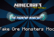 download fake monster ores mod for minecraft fakeoresmod Download Fake (Monster) Ores Mod for Minecraft