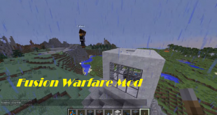 download fusion warfare mod for minecraft fusionwarfaremodminecraft Download Fusion Warfare Mod for Minecraft