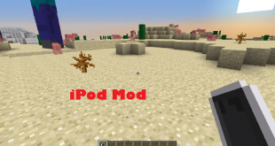 download ipod mod for minecraft ipodmod Download iPod Mod for Minecraft