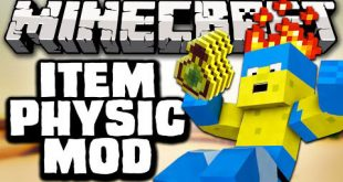 download itemphysic mod 1.16.41.12.21.14.4 ItemPhysicMod1 Download ItemPhysic Mod 1.16.4,1.12.2->1.14.4