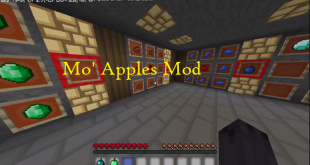 download mo apples mod for minecraft moapplesmod Download Mo' Apples Mod for Minecraft