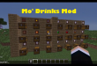 download mo drinks mod for minecraft modrinksmod Download Mo' Drinks Mod for Minecraft