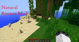 download natural biomes mod for minecraft naturalbiomesmod Download Natural Biomes Mod for Minecraft