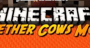 download nether cows mod for minecraft NetherCowsMod Download Nether Cows Mod for Minecraft