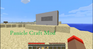 download panicle craft mod for minecraft paniclecraftmod Download Panicle Craft Mod for Minecraft