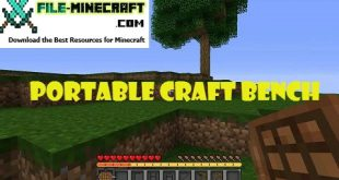 download portable craft bench mod 1.11.21.14.41.8.9 PortableCraftBenchMod Download Portable Craft Bench Mod 1.11.2,1.14.4->1.8.9