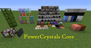 download powercrystals core for minecraft powercrystalscore Download PowerCrystals Core for Minecraft