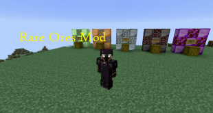 download rare ores mod for minecraft rareoresmod Download Rare Ores Mod for Minecraft