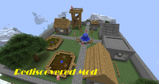 download rediscovered mod for minecraft rediscoveredmod Download Rediscovered Mod for Minecraft