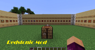 download redstonic mod for minecraft redstonicmod Download Redstonic Mod for Minecraft