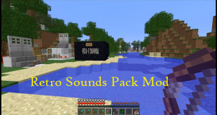 download retro sounds pack mod for minecraft retrosoundspackmod Download Retro Sounds Pack Mod for Minecraft