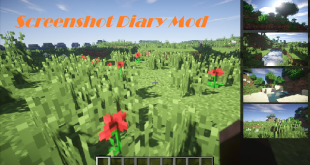download screenshot diary mod minecraft 1.7.10 for minecraft screenshotdiarymod Download Screenshot Diary Mod Minecraft 1.7.10 for Minecraft