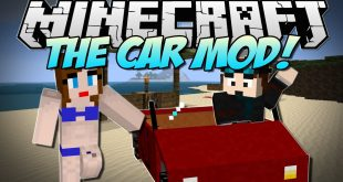download the car mod for minecraft TheCarMod Download The Car Mod for Minecraft
