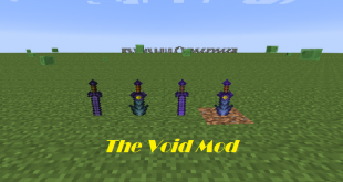 download the void mod for minecraft thevoidmod Download The Void Mod for Minecraft