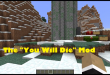 """download the you will die mod for minecraft theyouwilldiemod Download The """"You Will Die"""" Mod for Minecraft"""