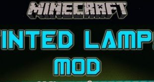 download tinted lamps mod for minecraft TintedLampsMod Download Tinted Lamps Mod for Minecraft