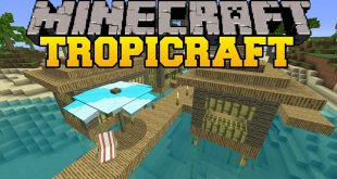 download tropicraft mod for minecraft 1.12.21.14.4 beaches palm wood palm trees TropicraftMod Download Tropicraft Mod for Minecraft 1.12.2->1.14.4 (Beaches, Palm Wood, Palm Trees)