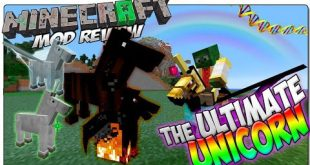 download ultimate unicorn mod 1.111.14.41.8 variety of unicorns UltimateUnicornMod Download Ultimate Unicorn Mod 1.11,1.14.4,1.8 (Variety of unicorns)