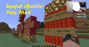 download useful battle pets mod for minecraft usefulpetsmod1 Download Useful (Battle) Pets Mod for Minecraft