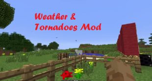 download weather tornadoes mod for minecraft weathertornadoesmod Download Weather & Tornadoes Mod for Minecraft