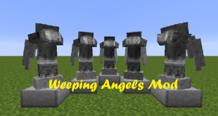 download weeping angels mod for minecraft weepingangelsmod Download Weeping Angels Mod for Minecraft