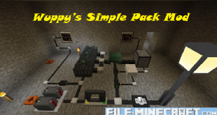 download wuppys simple pack mod for minecraft wuppyssimplepackmod Download Wuppy's Simple Pack Mod for Minecraft