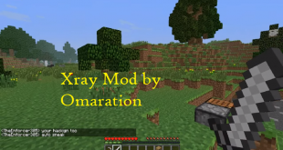 download xray mod by omaration for minecraft xraymodbyomaration Download Xray Mod by Omaration for Minecraft