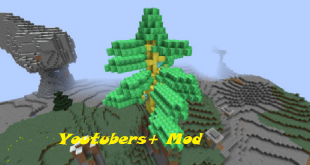 download youtubers mod for minecraft youtubersmod Download Youtubers+ Mod for Minecraft