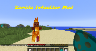 download zombie infection mod for minecraft zombieinfectionmod Download Zombie Infection Mod for Minecraft